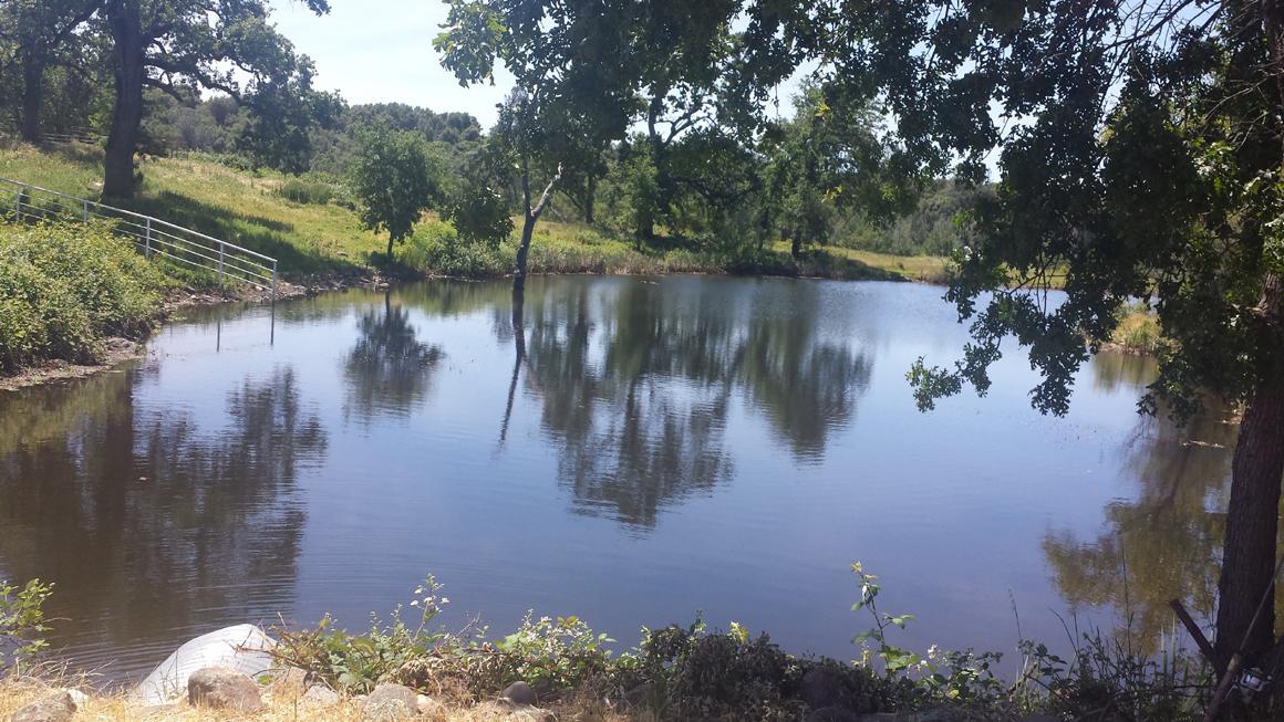 Lake reservoir