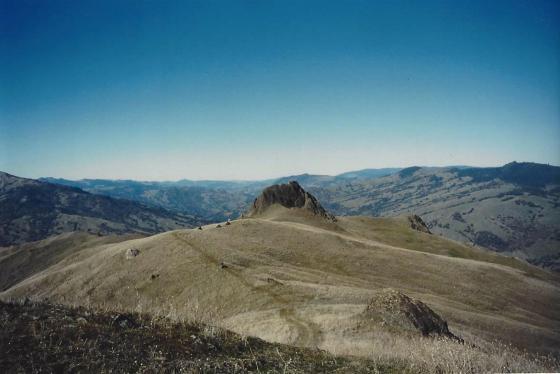 Updegraff Ridge